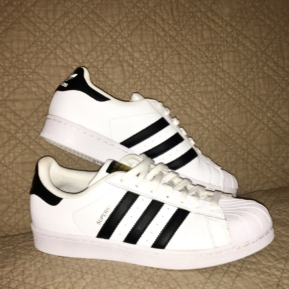 best loved f96ac e9f52 adidas Shoes - Original Adidas Superstar Sneakers -Women s Sz 9.5